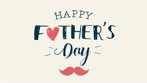 A message saying 'Happy Fathers Day'