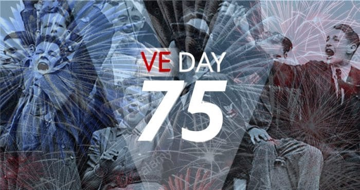 75 years since VE Day.