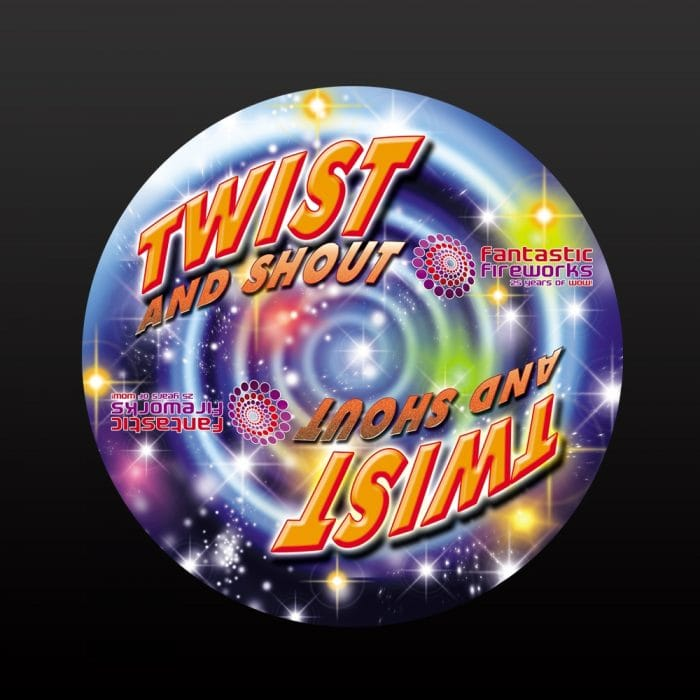 Picture of catherine wheel - Twist and Shout