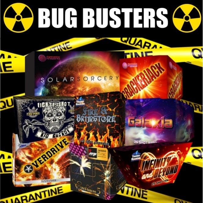 One of our display packs - Bug Busters.