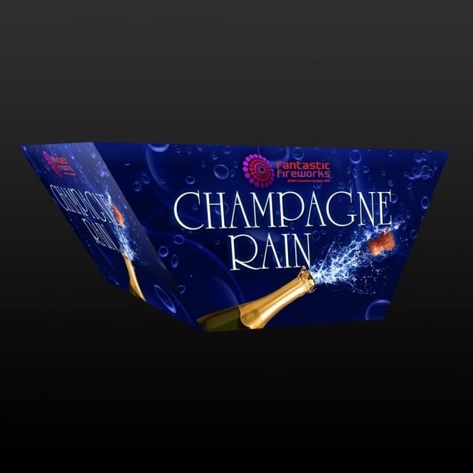 Picture of our biggest low noise multishot - Champagne Rain