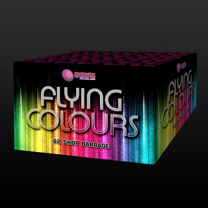 Flying Colours - a low noise multishot