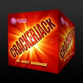 Crackerjack - 36 shot firework