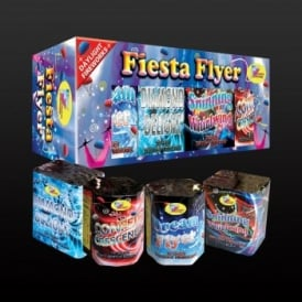 Fiesta Flyer Daylight Firework Pack