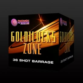 Goldilocks Zone - 36 shot firework