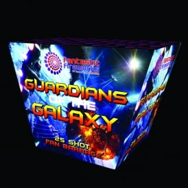 Guardians of The Galaxy - 25 shot firework