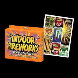 Indoor Fireworks - Bonanza Pack
