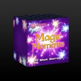 Magic Moments - 25 shot firework