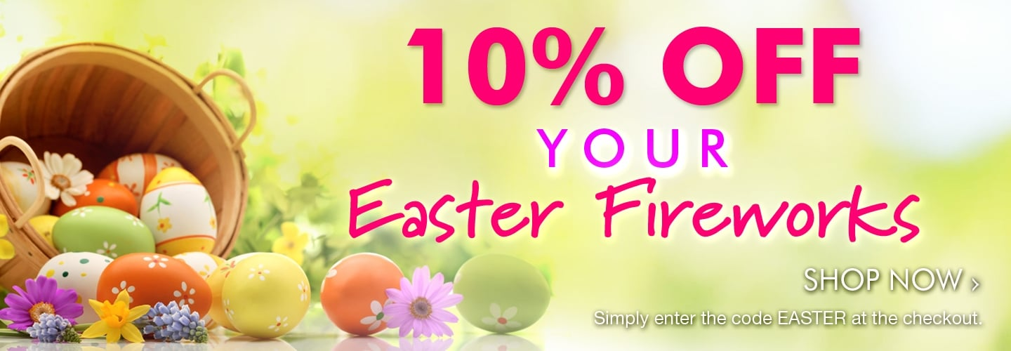 Easter 10%