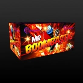 Mr Boombastic - 84 shot firework