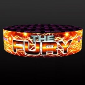 The Fury - 500 shot barrage