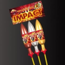Total Impact Rocket Pack
