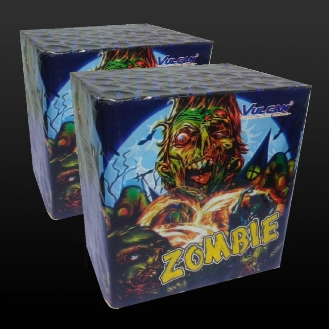 Zombie - 30 Shot firework (TWIN PACK)